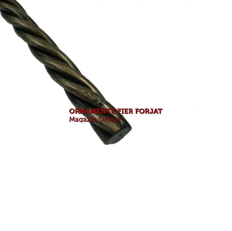 Profil torsionat cu fi de 24 mm/2 ml 19-150