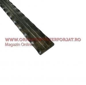 Platbanda amprentata 40x8 mm 19-104/1 ml