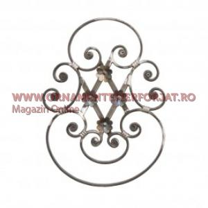 Ornament fier forjat 10-028